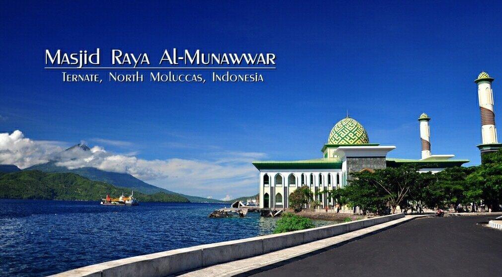 Masjid Raya Al-Munawwar