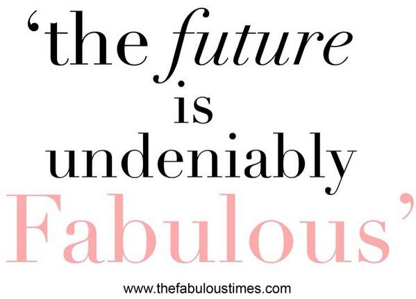 RT @thetrunklabel: How are you feeling about the future? http://t.co/ZZOBCmotvK