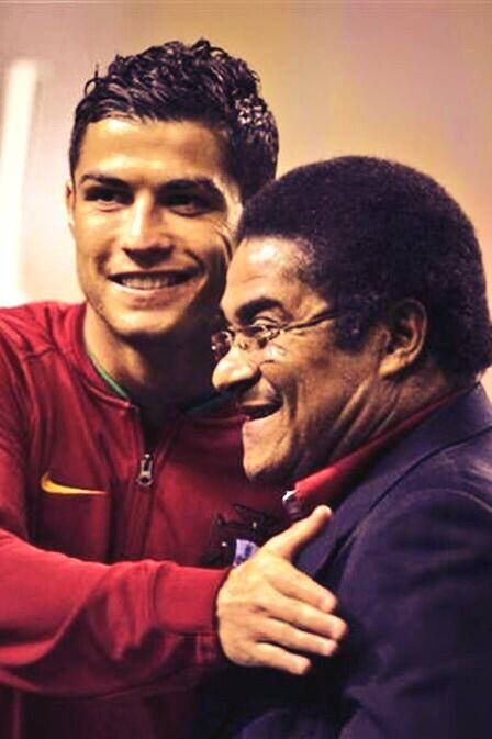 RT @Cristiano: Always eternal #Eusebio, rest in peace http://t.co/n25X0q9rfF