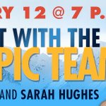 It's me!!!! @USFigureSkating: Meet 2014 Olympic Team the day team is named on Google Hangout! http://t.co/Y9yIv2dCvp