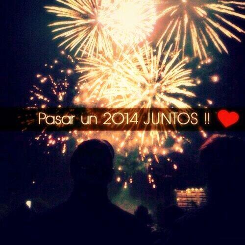 """2014 es Nuestro!"""" http://t.co/KKXWnc9S1h"""