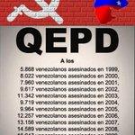RT @martinez_net: @la_patilla @InformadorVeraz VENEZUELA HACE CASI 16 AÑOS SUFRE EPIDEMIA MORTAL, MILES DE VECES PEOR QUE EL EBOLA http://t.co/bk7bf1sxDL