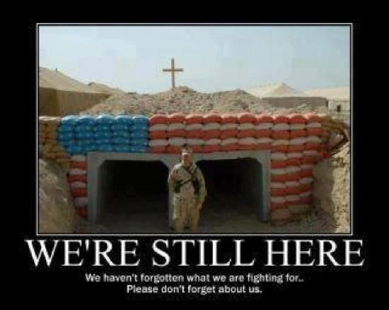 May we NEVER forget our deployed!! Always Remember, Forever Grateful!♥ #Military #SupportOurTroops #SOT #Deployed http://t.co/VZtokVRjfV