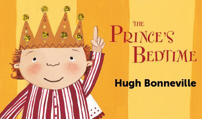 Our 1st #COMPETITION of 2014 is here! RT & follow and you may win The Prince's Bedtime with @hughbon on MeBooks http://t.co/E5cu6DTEXa