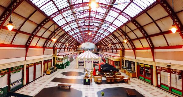 Took the old Christmas decs down yesterday and captured a @graingermarket Sunday when we were there. http://t.co/vhq25LDjR1
