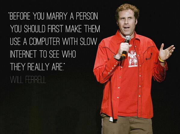 On the phone w/ Will Ferrell about keynoting at #VelocityConf. http://t.co/9YeyQgvG8e