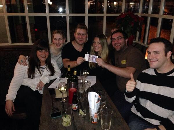 The Ship (@ShipWandsworth): Brilliant Quiz Winners   POOH & THE PHILOSOPHERS  (Find the Trainspotter what won it for them)... http://t.co/HuEXhTWOBt
