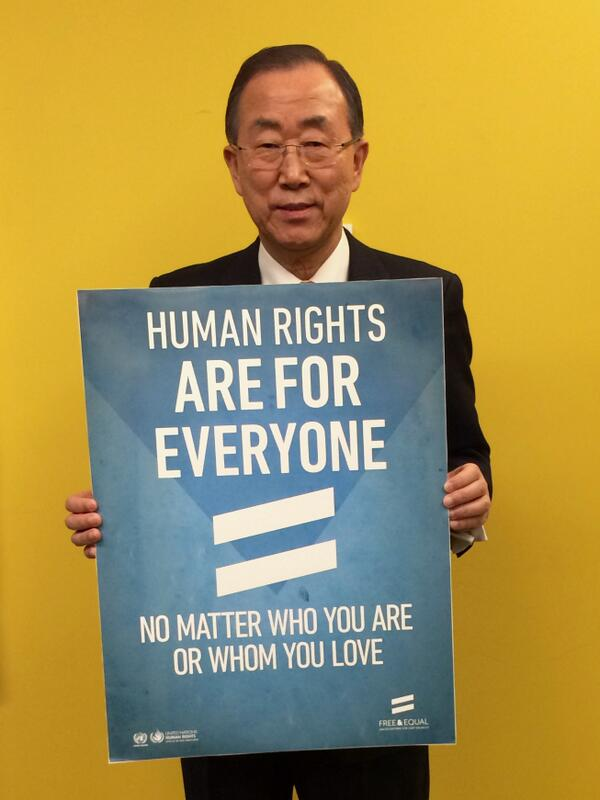 Do we want to live in a world where love is targeted or celebrated? HT @UN Read: http://t.co/AM5mEWghk8 http://t.co/UUyq47ueis  #IDAHOT