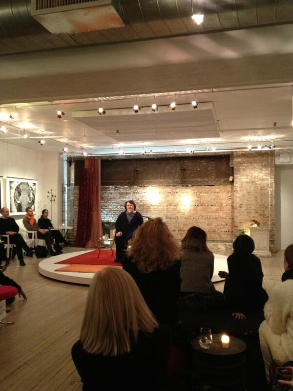 At @DeepakChopra home base at @abccarpet launching @sharonsalzberg  new book #realhappiness http://t.co/oYyARb7nb7