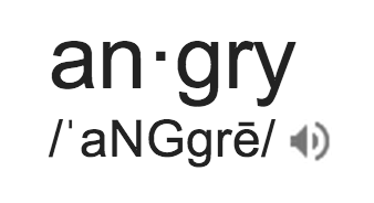 The phonetic spelling of angry looks angry. http://t.co/xvWcLsQYDi