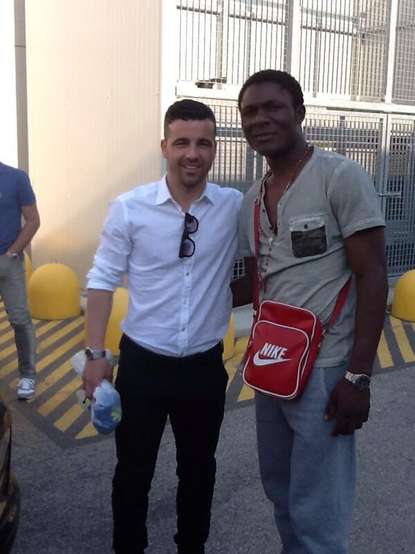 BdiD4t5IEAELyvK Joseph Minala, the 17 year old Lazio player who looks 40, has shut down his social media accounts after abuse
