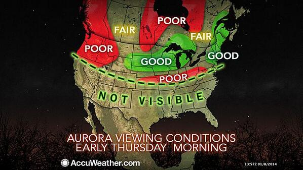 Awesome! RT @ellenkstuart The northern lights should be visible in New England tonight (!) http://t.co/uihfKdnYS4 http://t.co/TvT6BlDP6w