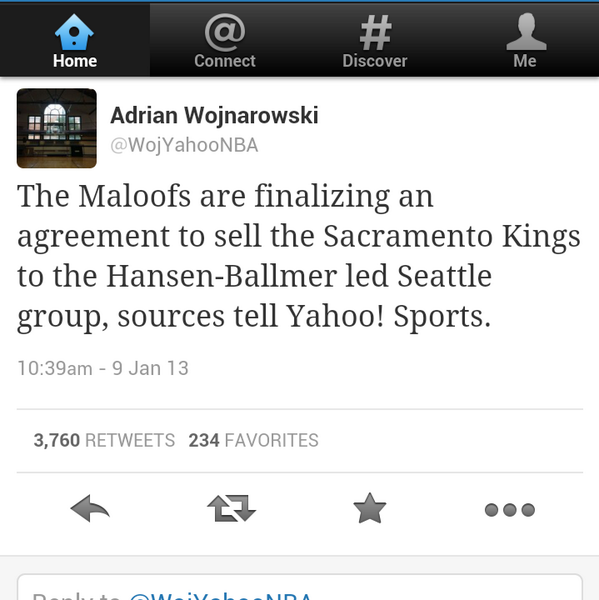1 year ago today. And then Sacramento happened. #LLTK #ForeverPurple #HereWeStayed http://t.co/Oc00yO8cvl