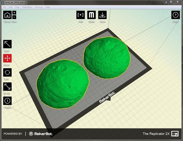 Over the rover boulder holder. MT @doug_ellison #bewbsinspace tumblr?  #Vesta #3DPrinting ..only way to print it. http://t.co/fFdMezHuaM