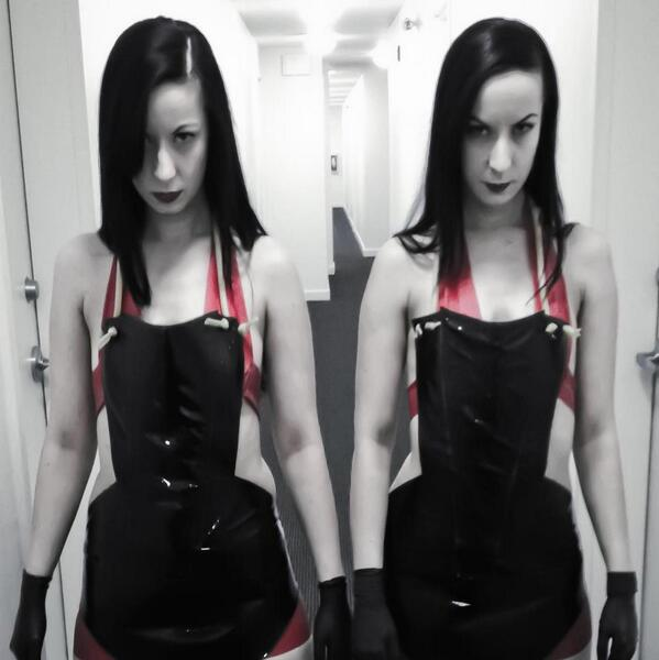 Who's ready for the @twisted_twins to rip up 2014!? @SeeNoEvil2Movie, @ABCsofDeath 2, XX and much more! http://t.co/8NEalAhGs7