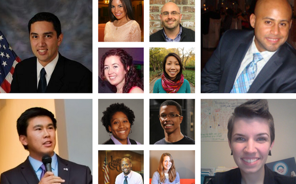 Announcing the '14 Fellows! #MeettheFellows & read bios of these next generation leaders: http://t.co/VgvajSjGUa http://t.co/7EaejNltdN