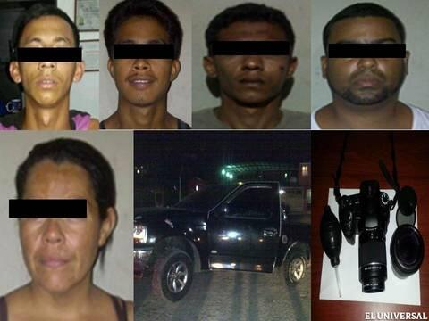 CICPC: Detenidos 7 implicados en el asesinato de Mónica Spear y su esposo. http://t.co/nwO5eiPyPj