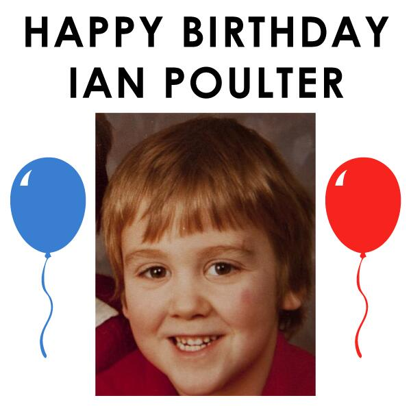 Today is Ian Poulter's 38th Birthday! We have 10 signed photos to give away- Follow us and RT for your chance to win! http://t.co/htx0hLRdJ3