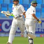 Pakistan ends Day 3 132-3. Will Younus Khan & Misbah-ul-Haq give them a sufficient lead against @OfficialSLC? #PakvSL http://t.co/w4Im3x2PWg