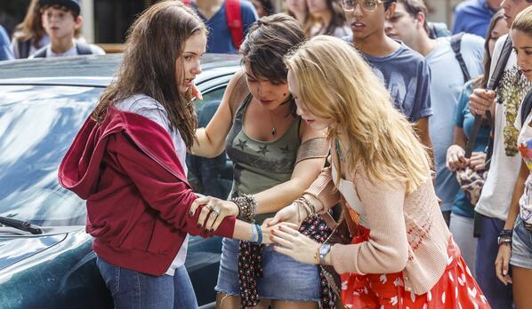 Clara Tiezzi  (@Clara_Tiezzi): Confissões de Adolescente em Exibição nos cinemas *U* http://t.co/v2xaD3WciU
