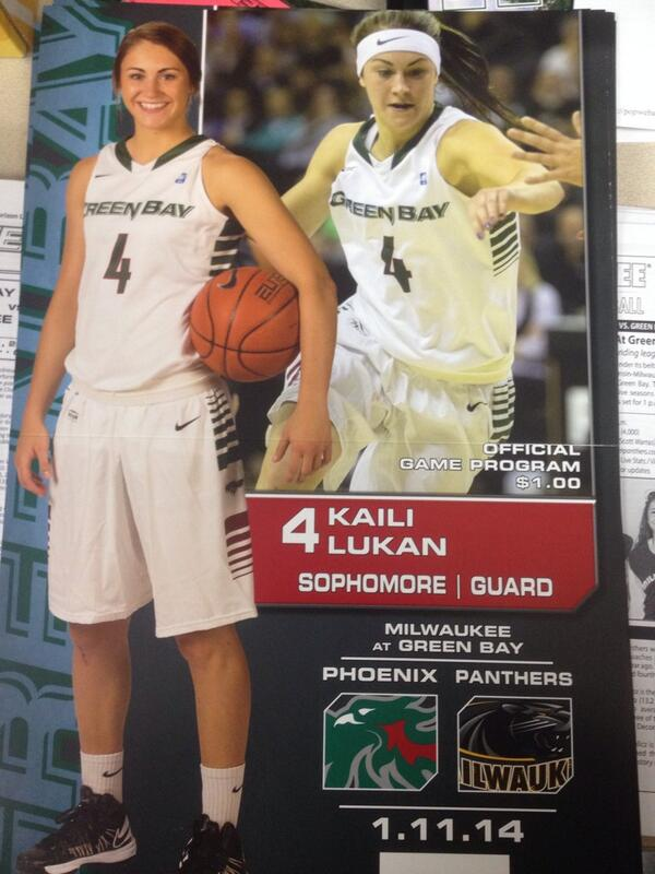 Not only is there a fan giveaway on Saturday, but @kaililukan is also featured on the game program! #gophoenix http://t.co/4fAftw8LTD