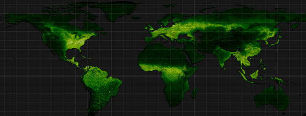 Plants emit a faint glow - that we see FROM SPACE. @eumetsat http://t.co/V6r6N52NqC http://t.co/pucU0CvToV http://t.co/1NF8wIIoRP