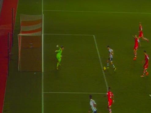 One does not just simply score against Artur Boruc... #saintsfc http://t.co/0AUXOo9ZGo