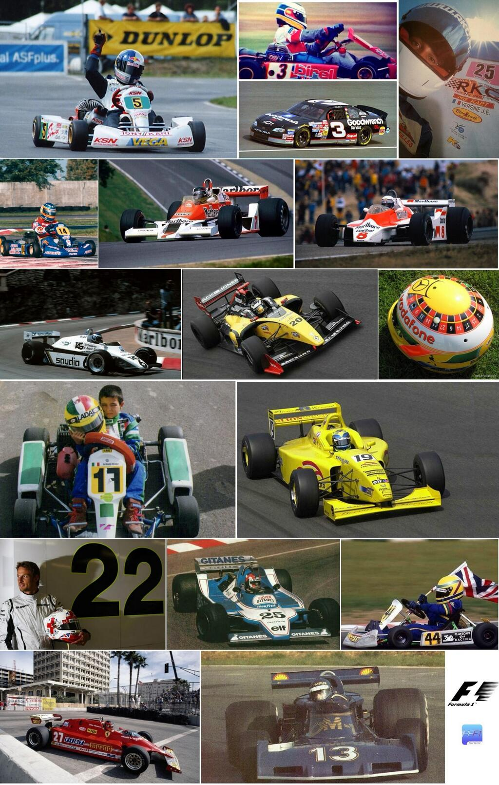 """@bgarloff: ""@PFF1: #F1 Formula 1 Start numbers pictorial. http://t.co/oZ3AxqPpYA"" this explains a lot!!!"""