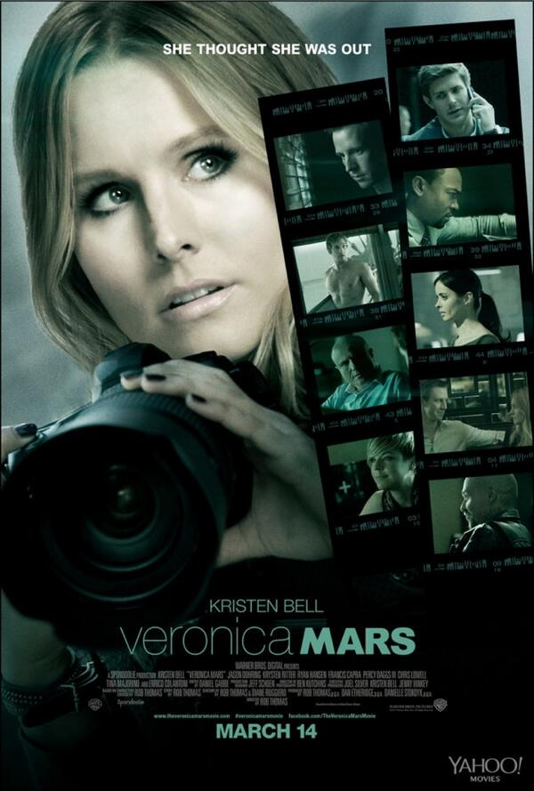 Has everyone seen our poster by now? #VeronicaMars http://t.co/GHUauUih18