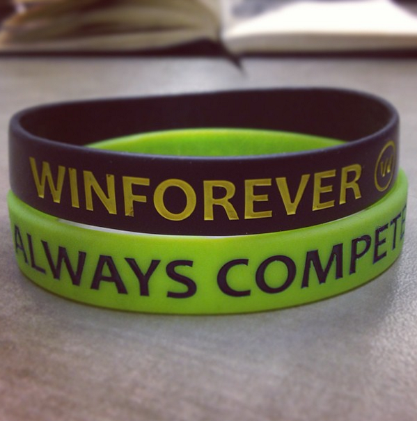 Don't be afraid to be great. #AlwaysCompete #GoHawks http://t.co/kEE6RsLtvd