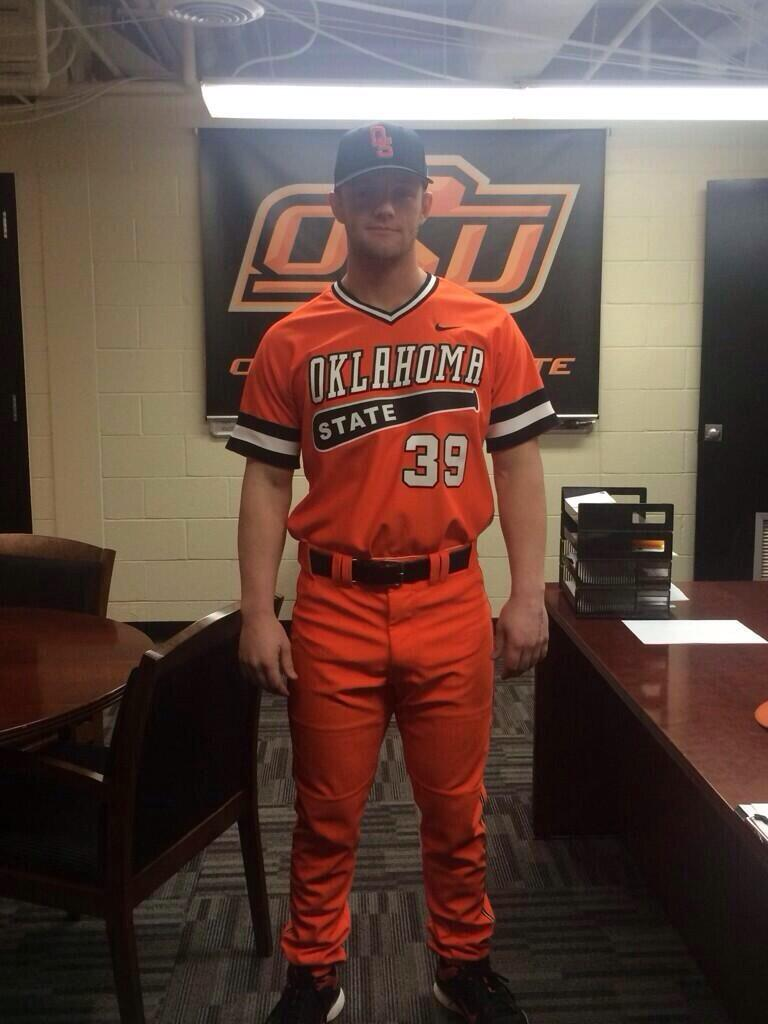 new all orange Baseball Uniforms via @OSUBaseball #TBG http://t.co