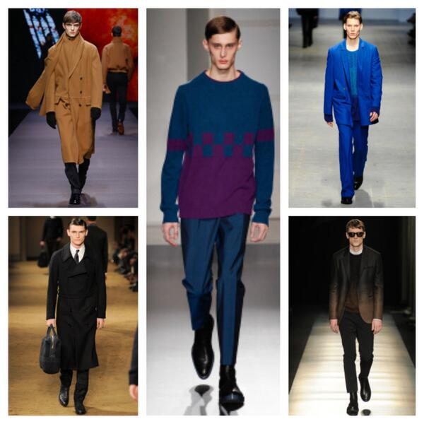 Contributions by @Iu88 in Milan Fashion Week 2014