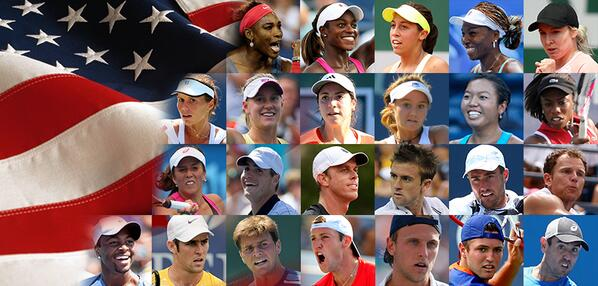 Wishing all our American singles players good luck at the @AustralianOpen! RT to show your support for U.S. #tennis. http://t.co/ZXRqr6KoJV