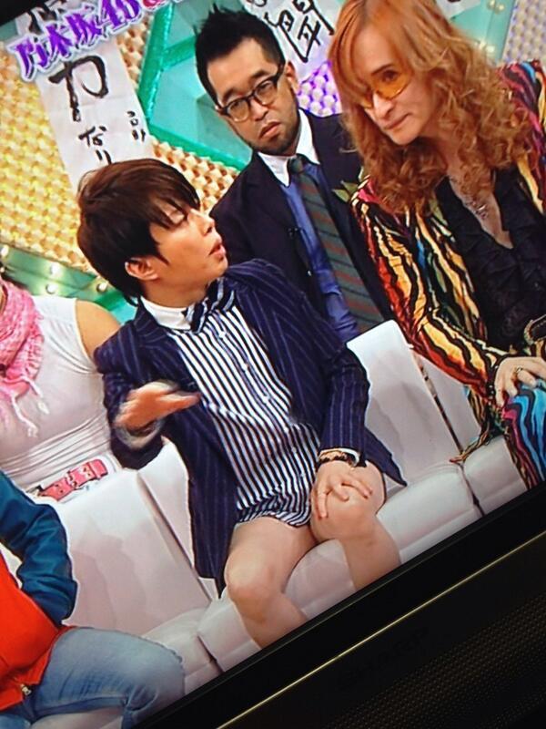 れいちゃま (@reichama22): 西川どうしたんだよ………彼氏の家でパジャマ借りた彼女かよ………… http://t.co/YYPalUIAaB