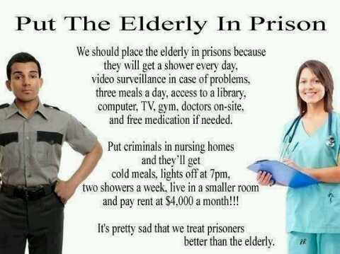 Instead of going into care home I would rather break the law and go into prison #BetterLifeChoices #LookedAfterBetter http://t.co/RGyV5jH54C