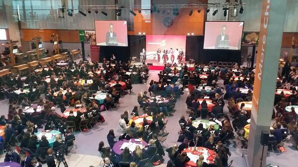 2,000 entrepreneurs, 200 startups & 50 speakers Limerick #Ireland AMAZING! #youngITLG pic via @eirepreneur #DellCFE http://t.co/RIAkIn7R93