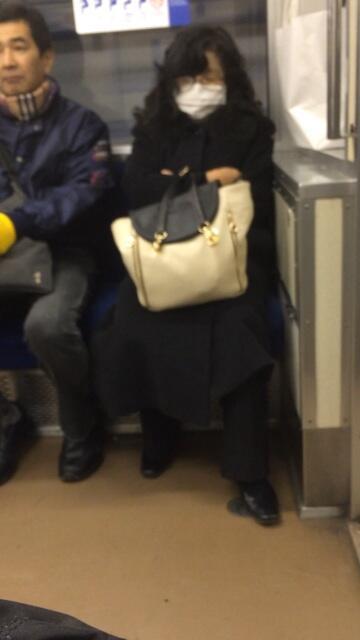 電車の中に、ガラスの仮面の月影先生がいた!!紅天女目指して49コマ進む。