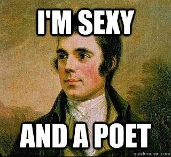 Happy Burns Day to all your lovely, sonsie faces! Xx http://t.co/veWr1VKlvB