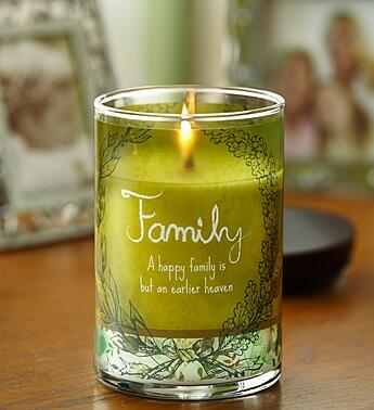 RETWEET if you would like this inspirational #family candle! http://t.co/FKFXvQgPno #quote http://t.co/T8TpqIftCs