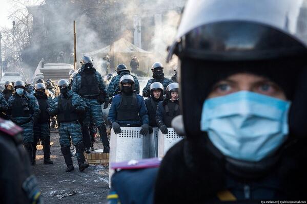 Майдан 2014! Реальное интервью сотрудника Беркута на Евромайдане 25.01.2014