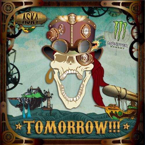 You've waited all year and then some, and we can not wait to see you all on #ShipRocked TOMORROW!!! Safe travels! http://t.co/MHggDtwgJU