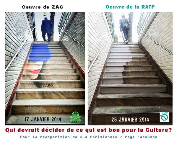 La connerie de la #RATP me rende triste. http://t.co/ItwWsKaQvR via @LDE