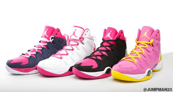 This weekend @GeorgetownHoops, @UNC_Basketball, @CalMensBBall, and @MarquetteMBB support breast cancer awareness. http://t.co/foJqmv1VwG