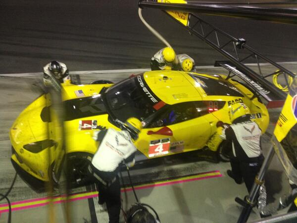 """@CampbellJim: @CorvetteRacing C7.R #4 pit stop: fuel, tires http://t.co/PzQOh1ea54"""
