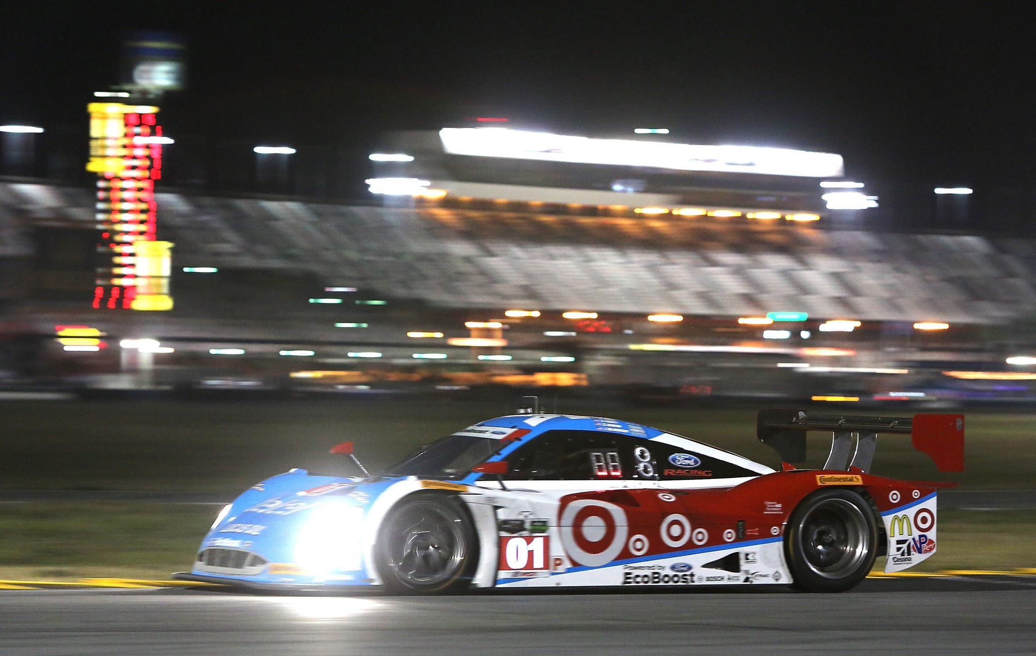 With daylight fast approaching see where your favorite team is heading into the final stints of the #Rolex24. http://t.co/EonKWNYeHM