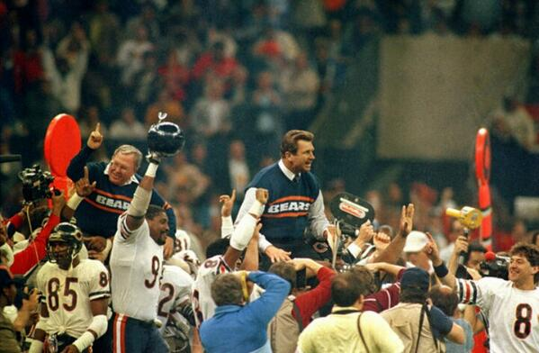 28 years ago today, the greatest team to ever play in the NFL, won Super Bowl XX. #Bears http://t.co/pJ6hPA6SK8