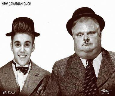 The new Canadian comedy duo... http://t.co/JziFiKiQrl