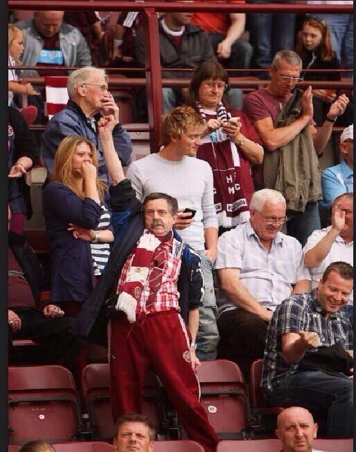 Hearts won yesterday, eh? http://t.co/lZLz1LYIbK