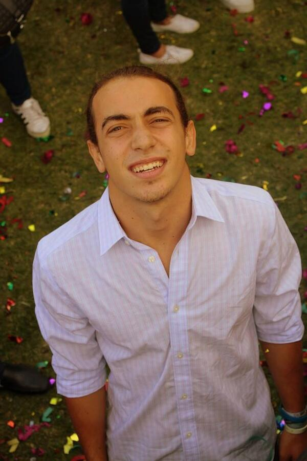 My friend Hany Al Fouly, #GUC Student, has been missing since yesterday. If you've seen him please contact me! RT http://t.co/WC3q6S9s9Y