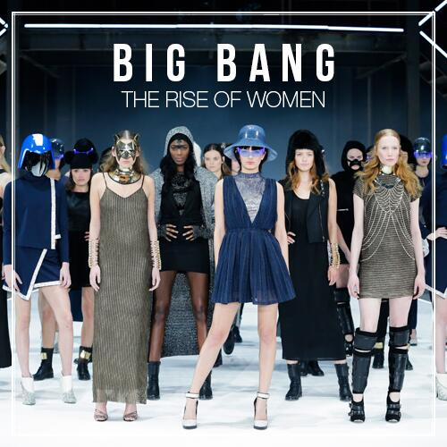 SuperTrash AW14 Big Bang collection: The Rise of Women. #stbigbang http://t.co/U2VmJDoeW3